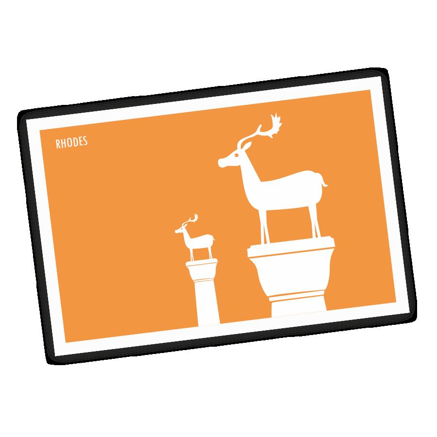 deers-postcard