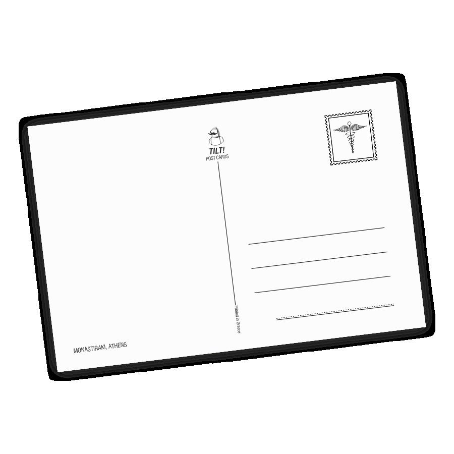monastiraki-postcard-back