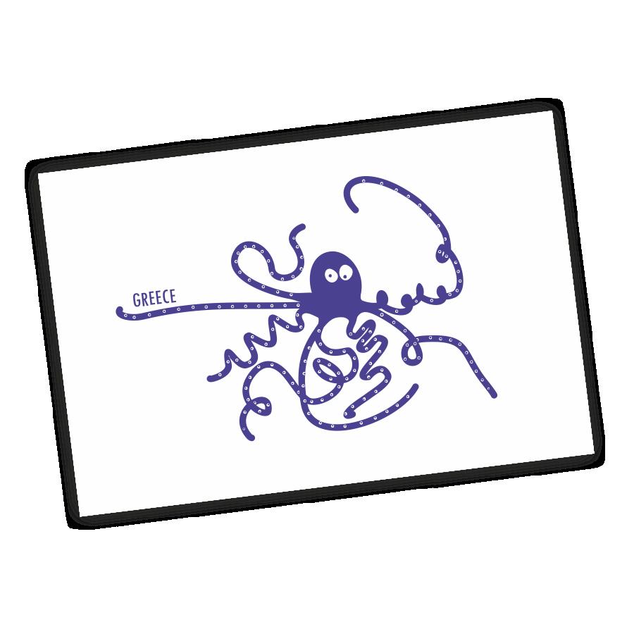 octopus-postcard