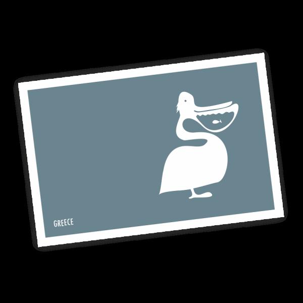 pelican-postcard