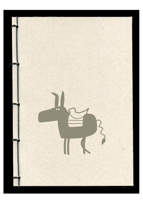 Donkey-notebook-A5