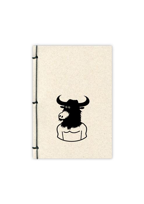 notebook-minotaur-A6