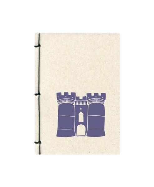 castle-notebook-A6