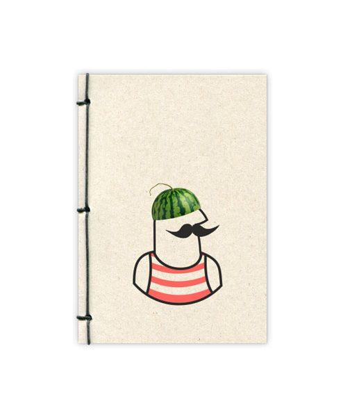 Watermelon-notebook-A6