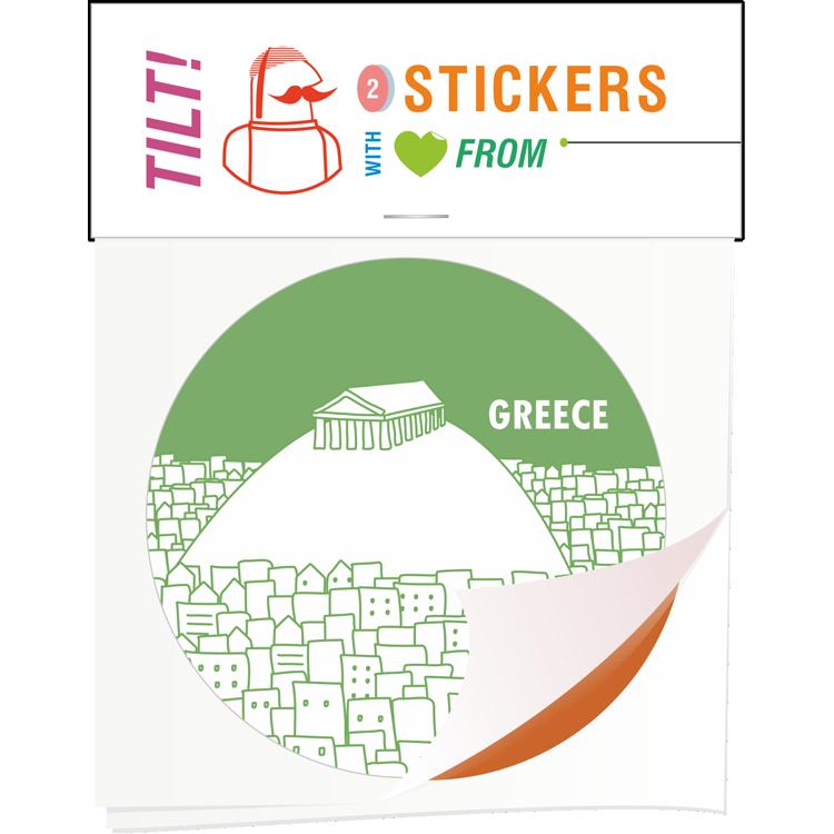 acropolis-sticker